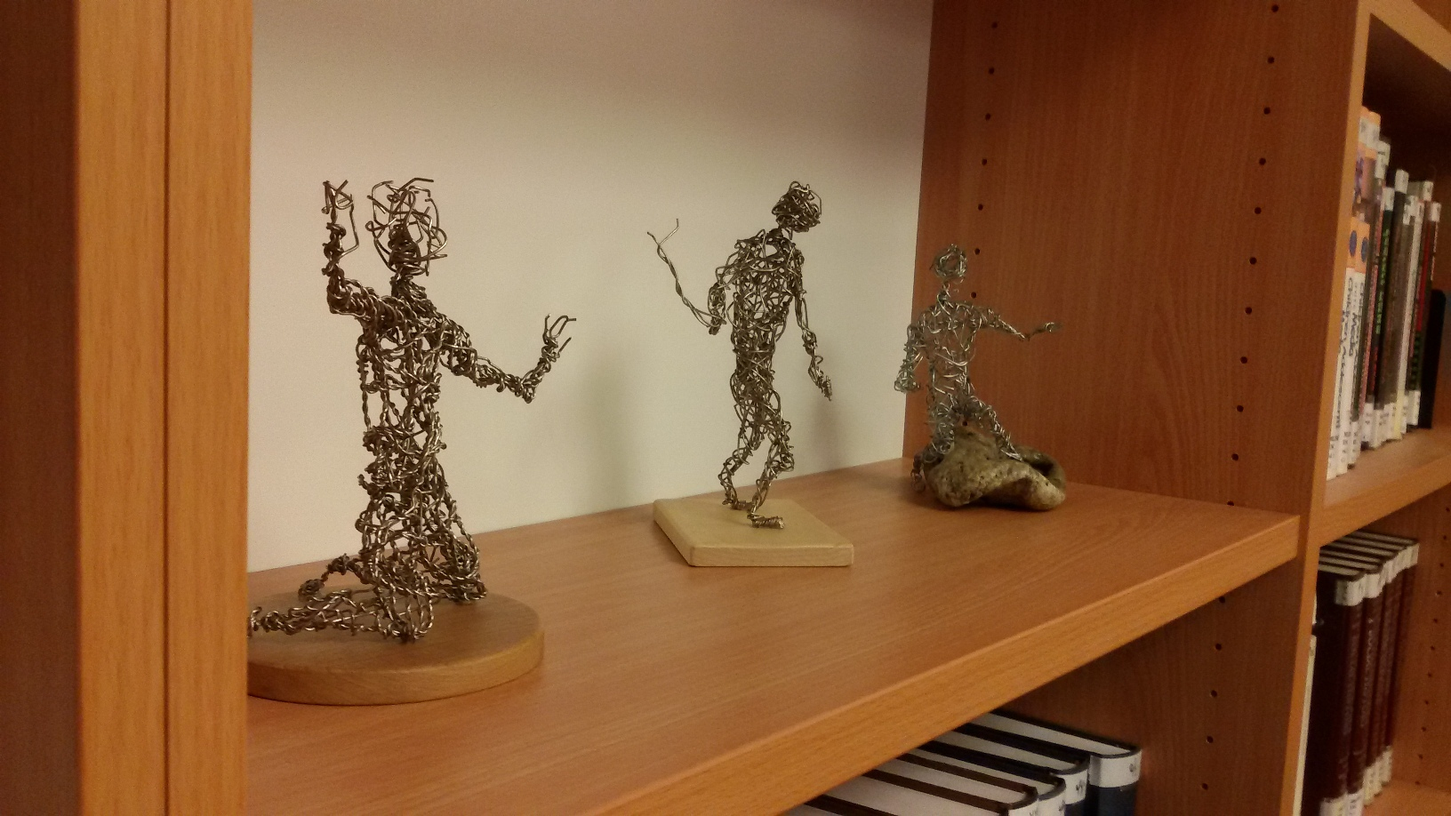 Statuettes by Arik Afek at IDC