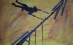 swinging shadow by arik fek
