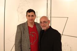 Anton Biederman and Arik Afek