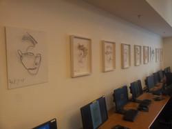 Talking Heads at IDC by Afek Arik