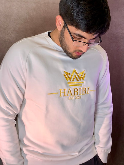 HABIBI Mens Sweatshirt