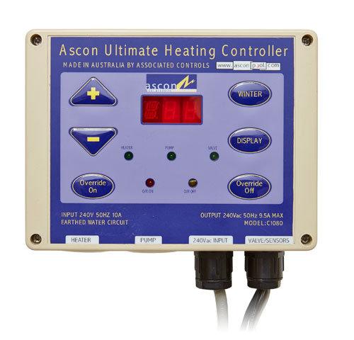 Multi Heating Solar Controller - MSHC