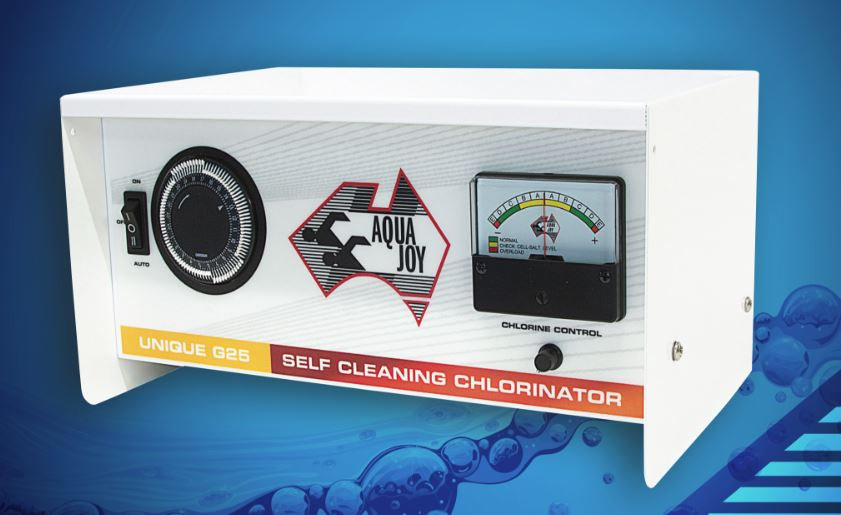 AQUAJOY UNIQUE G15 Salt Water Chlorinator - POWER PACK ONLY