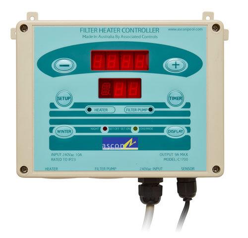 Multi Timer Heating Controller - MTHC