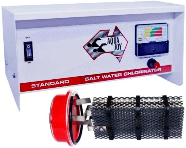 AQUA JOY STANDARD LS150 Salt Water Chlorinator - Complete Unit