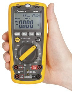 Multifunction Environment Meter with DMM