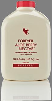 Aloe Berry Nectar / Нектар од Алое и боровинки