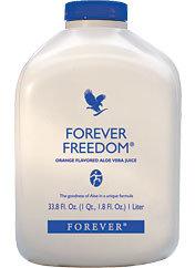Forever Freedom / Пијалок со Алое Вера за коскени заболувања