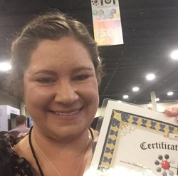 Sarah LaLiberte IoT Evolution Certificate