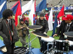 Super Bowl 2014 Junya Yamaguchi
