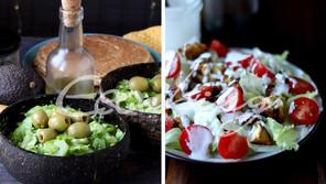 2 самых вкусных vegan салата