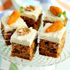 Самый вкусный постный морковный пирог vegan, gluten free