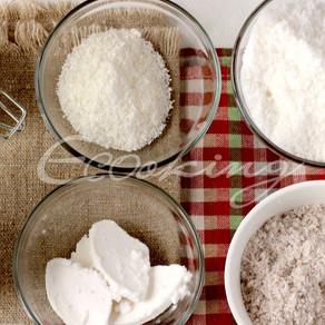 Как сделать кокосовую муку (кокосовое молоко, сливки (масло), стружку)