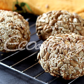 Домашняя мука. Бутербродные булочки на домашней муке gluten free