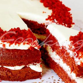 Торт Красный бархат (нежнейший)