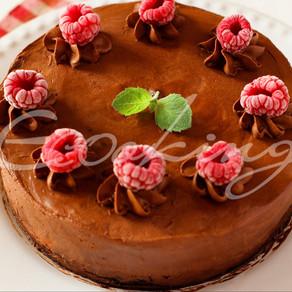 Идеальный шоколадный торт / vegan, gluten free