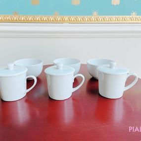 紅茶の試飲