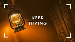 Tip: Keep Trying
