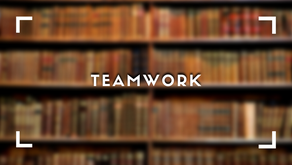 Make Us Use Teamwork (Opinion)