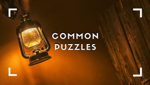 Tip: Common Puzzles