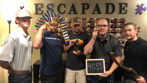 Review: Escapade Sheridan