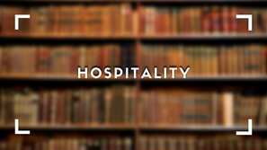 Be More Hospitable (Opinion)