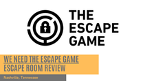 Review: We Need The Escape Game