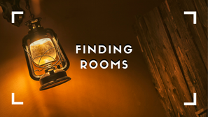 Tip: Finding a Good Room Is Difficult
