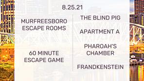 Nashville Trip Plans