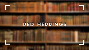 No More Red Herrings (Opinion)