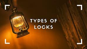 Tip: Types of Locks