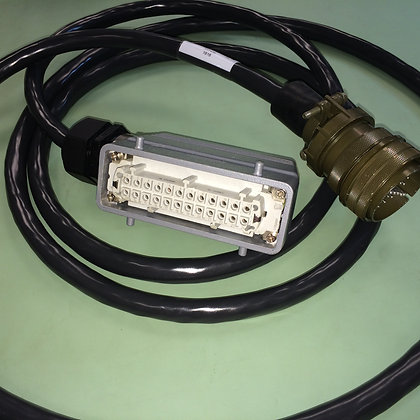 S&C 5800/6800 Series Pole Mount 24-pin Interface