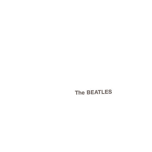 The Beatles - White Album Original 1968 W/ Poster