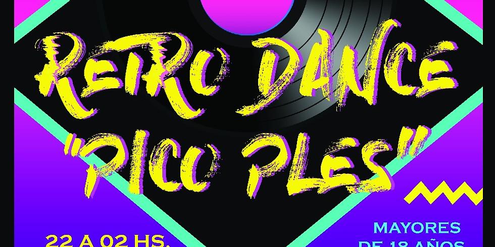 "RETRO-DANCE  ""PICO PLES"""