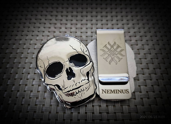 Money Clip (Stainless Steel)
