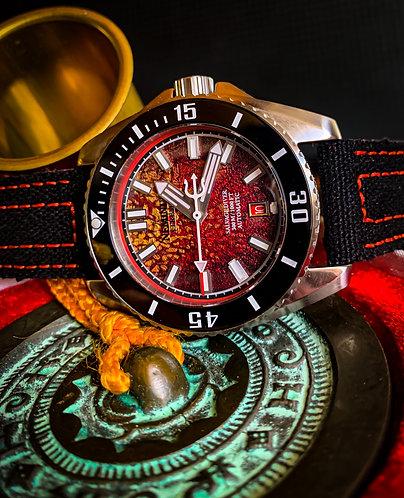 (Marine) Salvage Diver RED