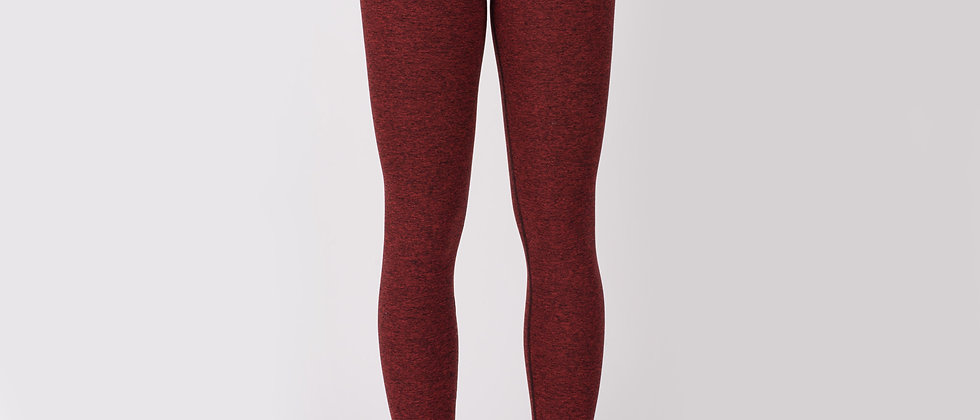 Seamless Heather, red
