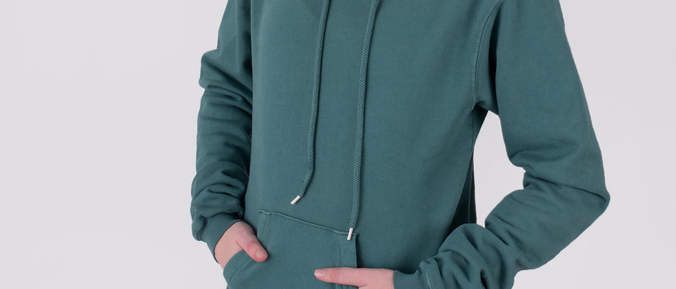 Pullover Hoodie, rough cut (new)