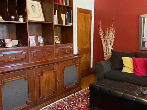room Refresh:Living room makeover