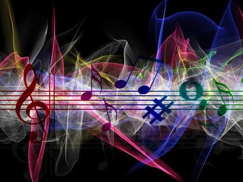 Gérer ses émotions par les sons et fréquences musicales