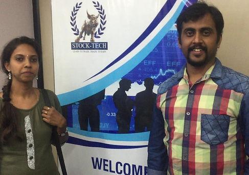 Mrs & Mr Nandini Pradeep (HR)