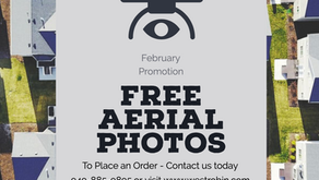 Free Aerial Photos - February Promotion