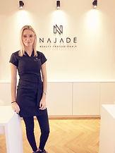 Jade Najade Beauty schoonheidsspecialist