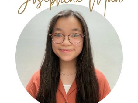 Meet our 2021 Summer Intern: Josephine Man