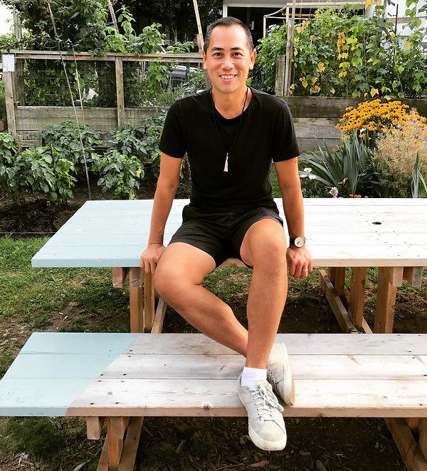 Eddy Boudel Tan - Picnic Table.jpg