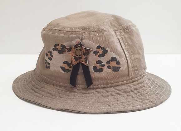 Boho Bucket Hat | Cotton
