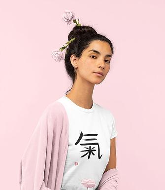 Short-Sleeve Unisex T-Shirt   Qi