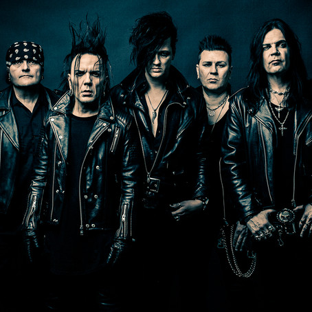 69 Eyes' Jyrki 69 Excited for U.S. Tour After 10-Year Absence: 'It's Time for Rock 'n' Roll!'