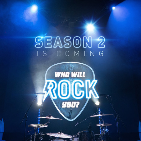 """Who Will Rock You?"" Returns for Season 2"
