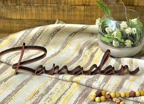 Signature Ramadan Table stand